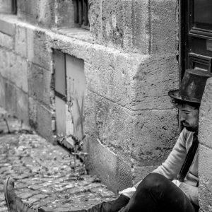 """Sur le tournage de """"Le Mouchoir"""""""