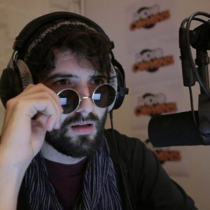 "Capture d'écran de ""Radio Copains"""