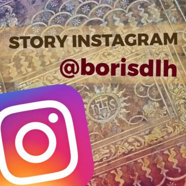 Une Story Instagram épique