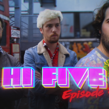 Hi Five – Episode 3