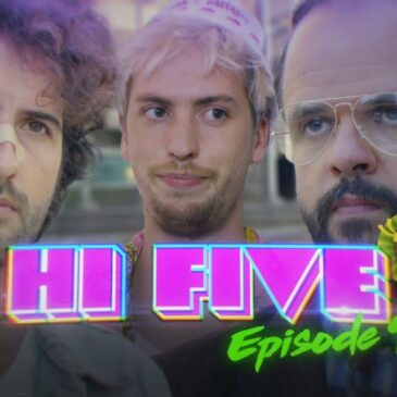Hi Five – Episode 4
